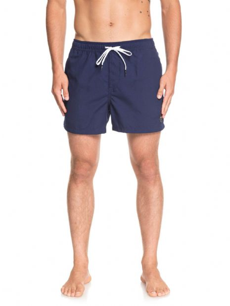 "QUIKSILVER MENS SHORTS.NAVY BLUE EVERYDAY VOLLEY 15"" LINED SWIM BOARDIES 9S 7BT"